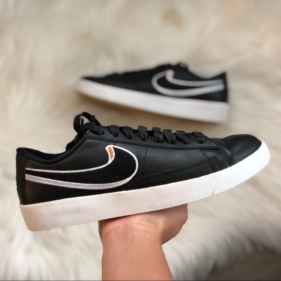 separation shoes b3dca 88cca Brand New Nike Blazer Low LX Black
